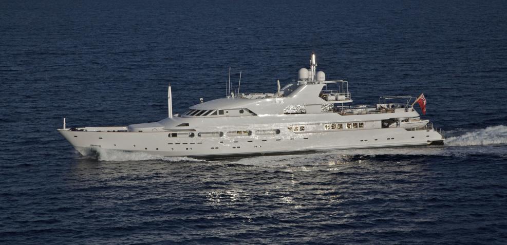 Motor yacht Achilles