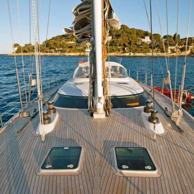Sailing yacht Dapsang