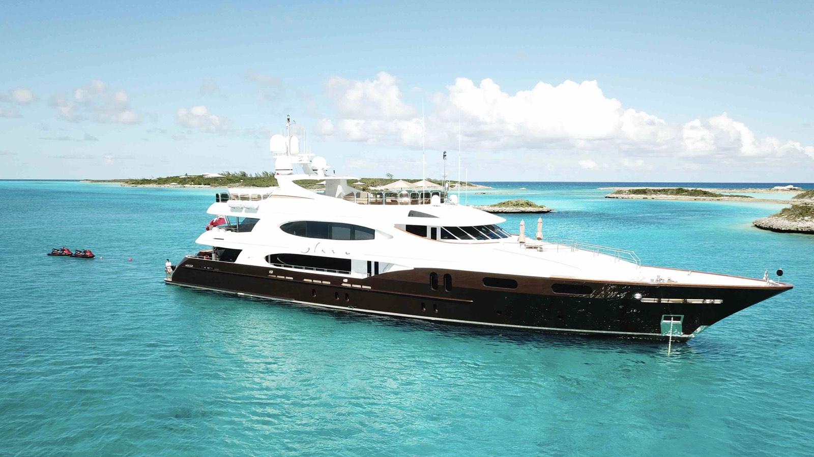 Motor yacht Glaze