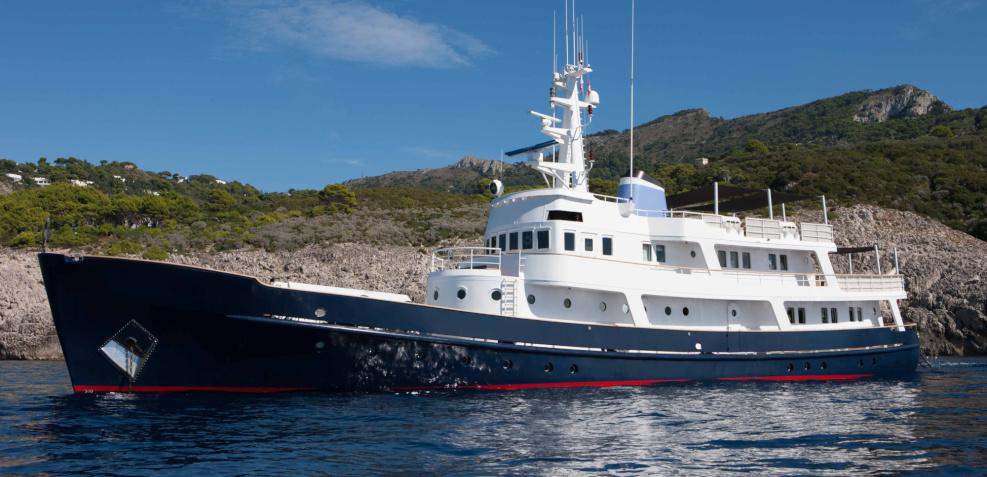Motor yacht Ice Lady