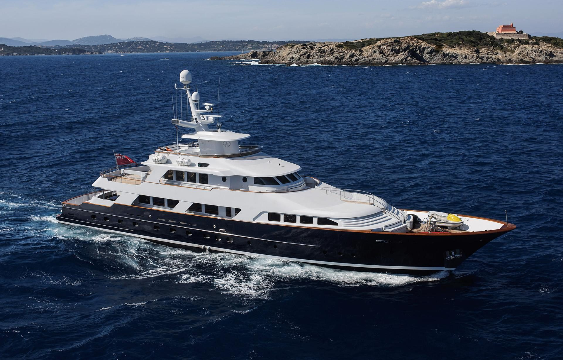 Motor yacht Albatros