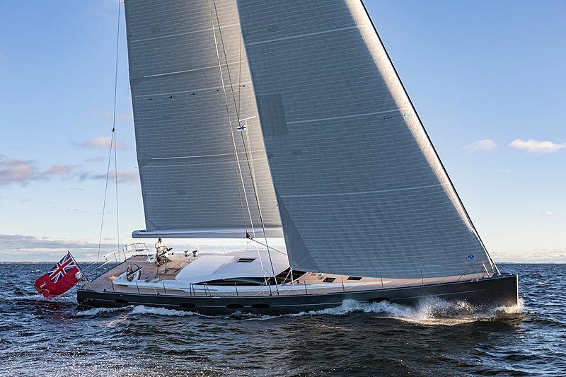 Sailing Yacht Mini Y