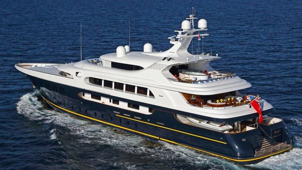 Motor yacht Pestifer