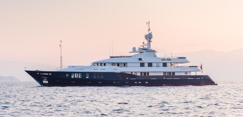 Motor yacht Rare Find