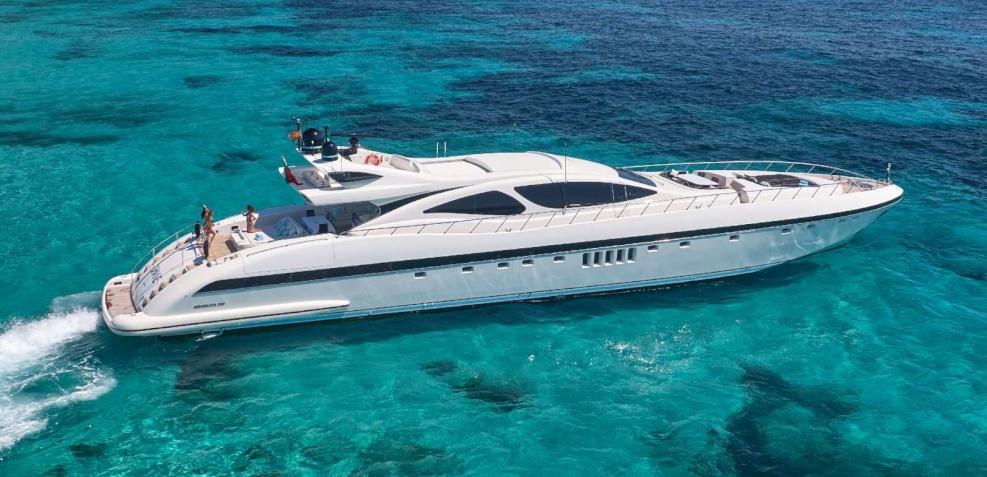 Motor yacht Shane