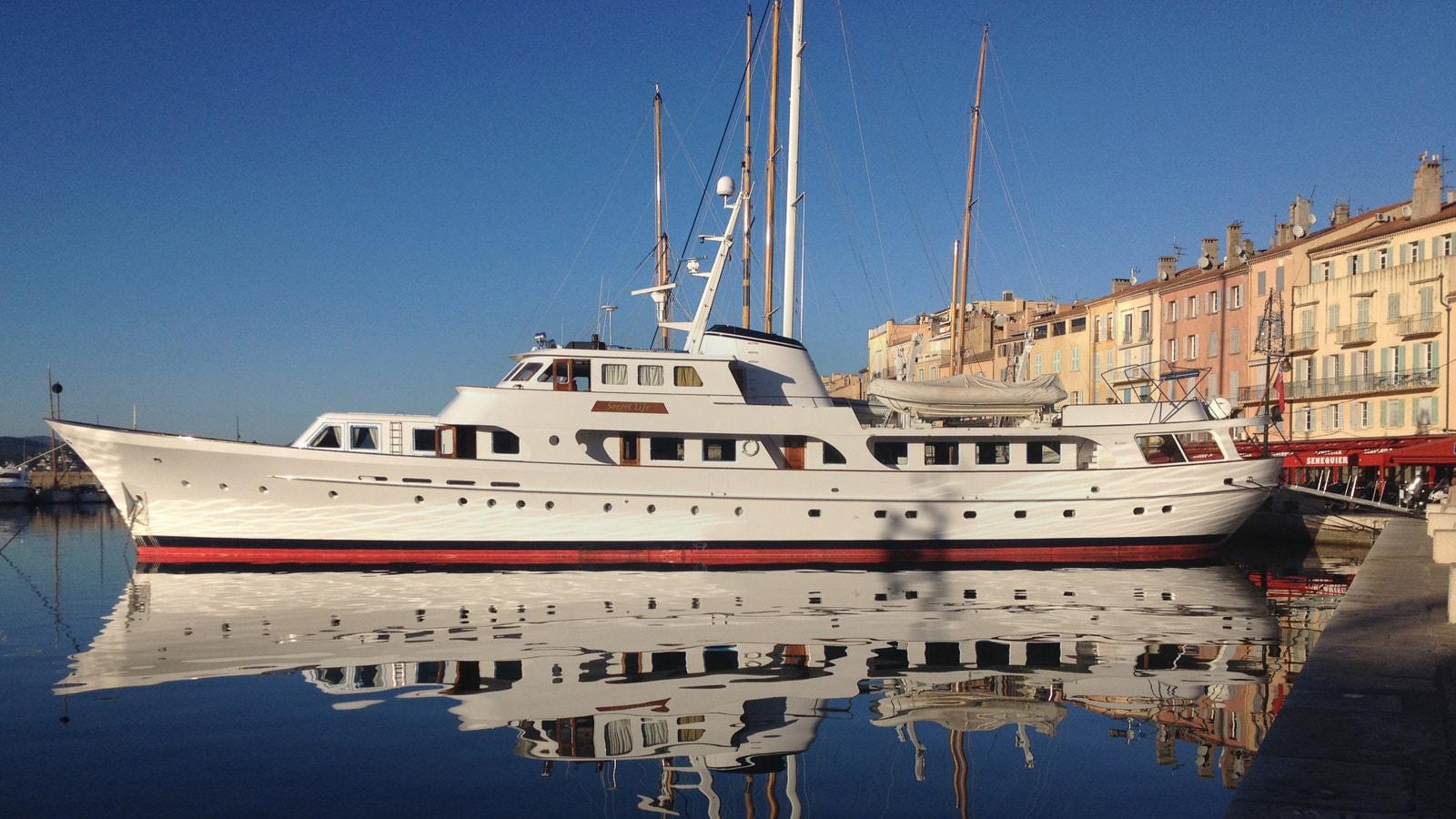 Motor yacht Secret Life