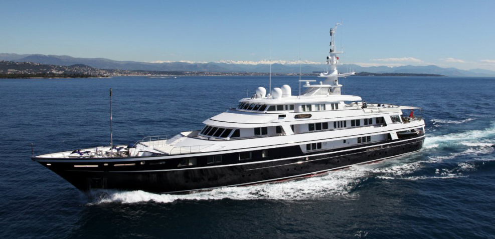 Motor Yacht Virginian