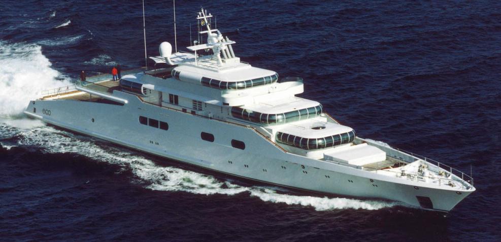 Motor Yacht Zeus