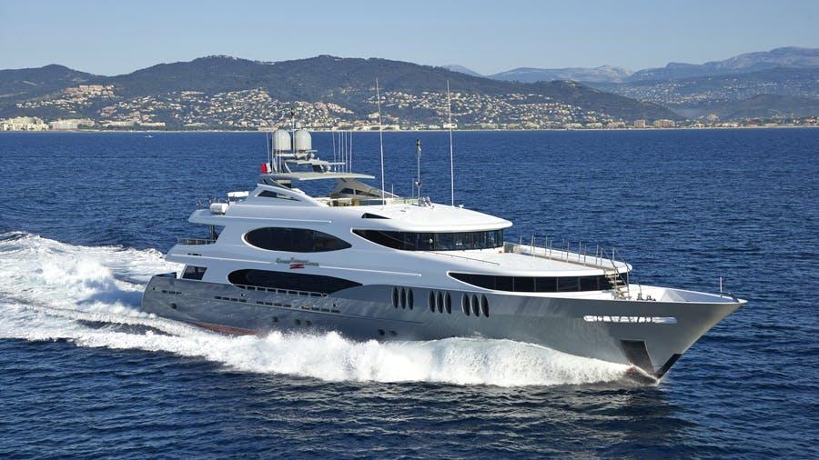 Motor Yacht Zoomzoomzoom