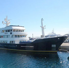 Motor yacht Bigaron