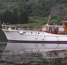 Motor yacht Eole