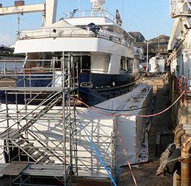 Motor yacht Fayza