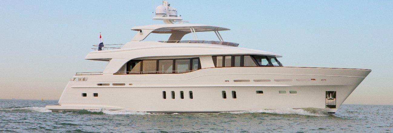 Motor yacht Firefly