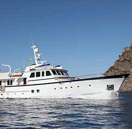 Motor yacht Heavenly