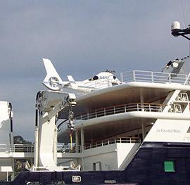 Motor yacht Le Grand Bleu