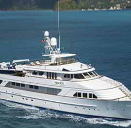 Motor yacht Mahogany