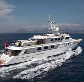 Motor yacht Maryjean