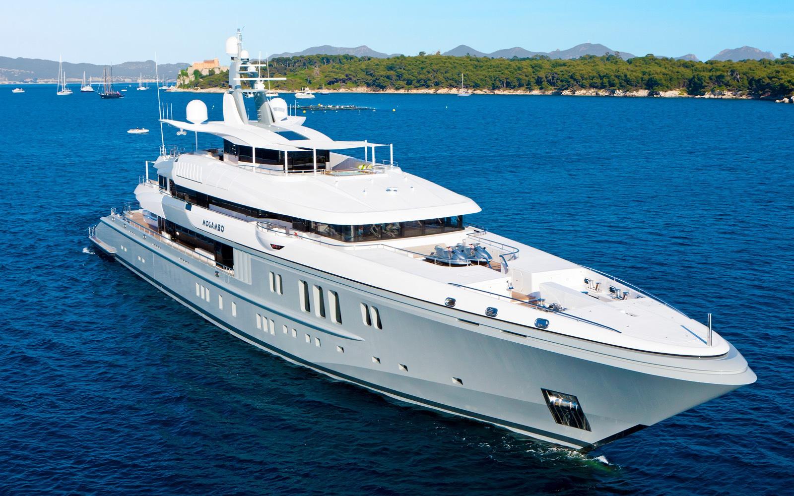Motor yacht Mogambo