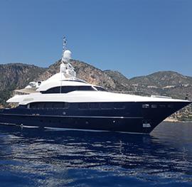 Motor yacht Way