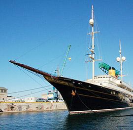 Sailing yacht Nero
