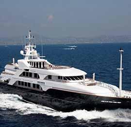 Motor yacht Noble