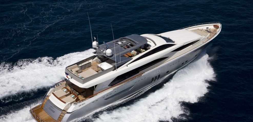 Motor yacht Nyota