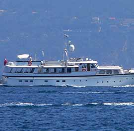 Motor yacht Oncle Paul