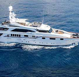 Motor yacht QM London