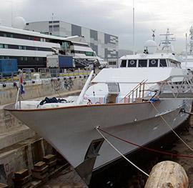 Motor yacht Ramses
