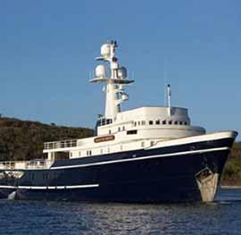 Motor yacht Seawolf