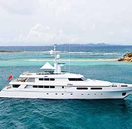 Motor yacht Te MAnu