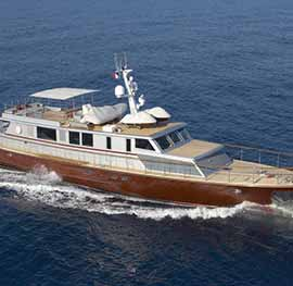 Motor yacht Tempest