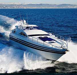Motor yacht Tomana