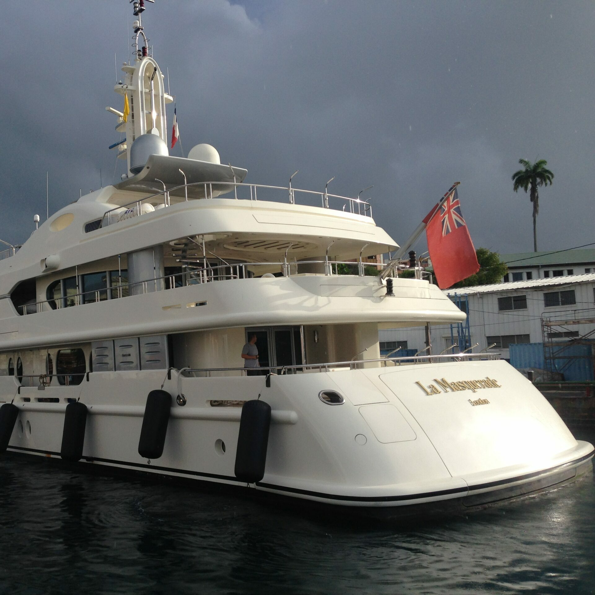 Yacht La masquerade