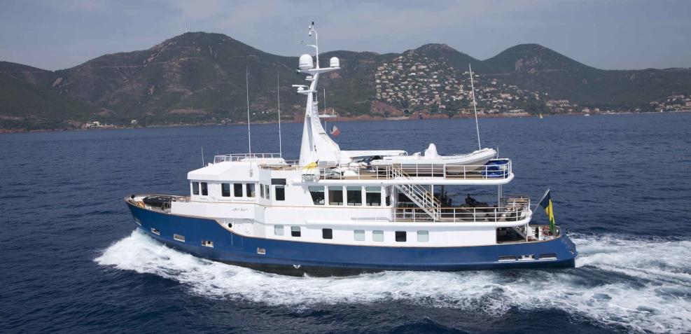 Motor yacht Alter ego