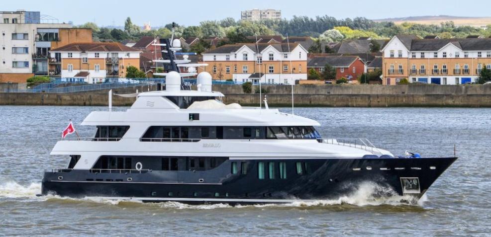Motor yacht Bravado