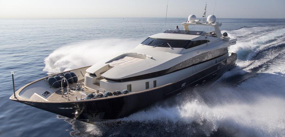 Motor yacht Capuccino