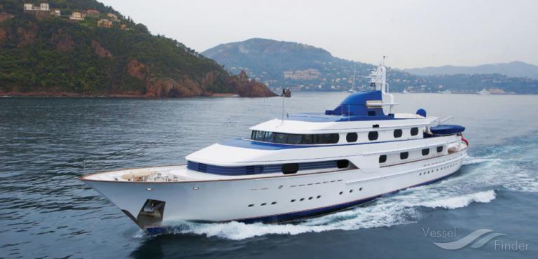 Motor yacht Cleopatra