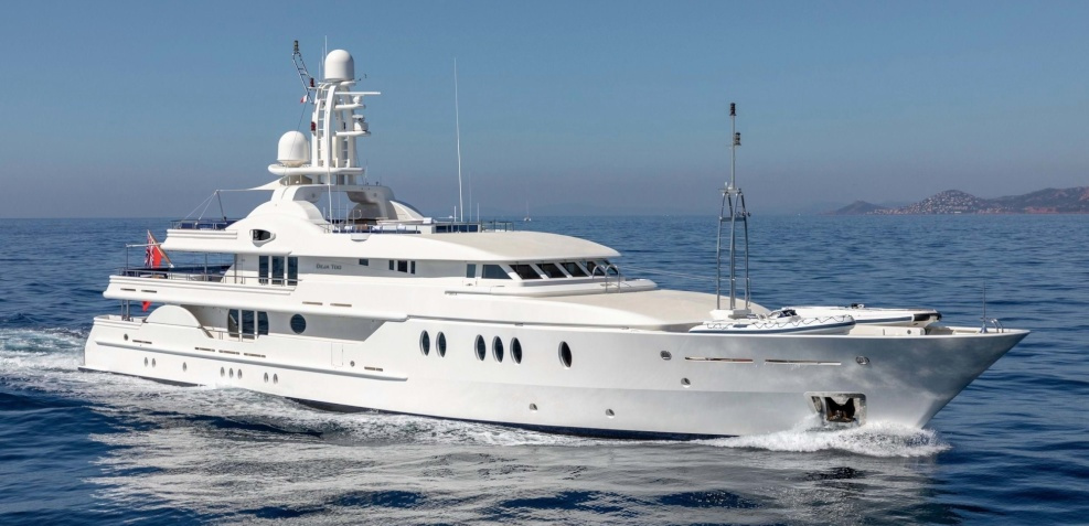 Motor yacht Deja Too