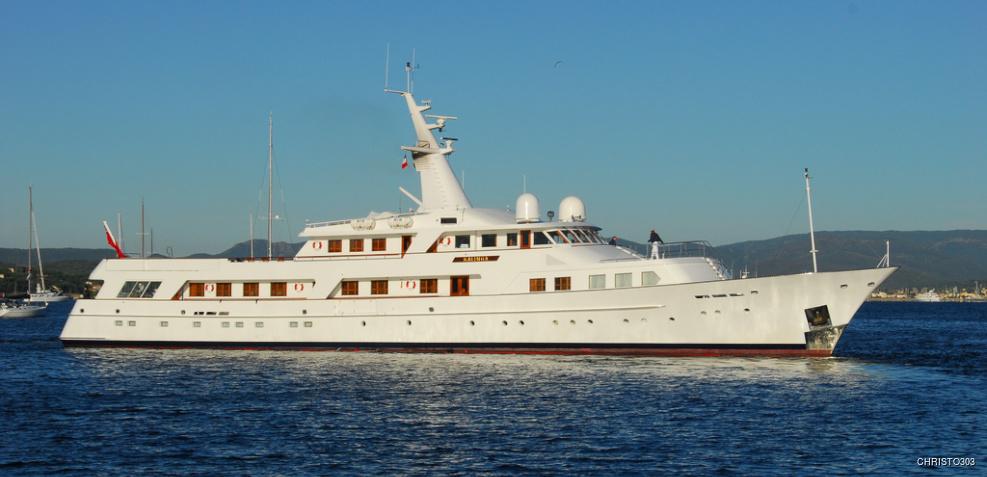 Motor yacht Kalinga