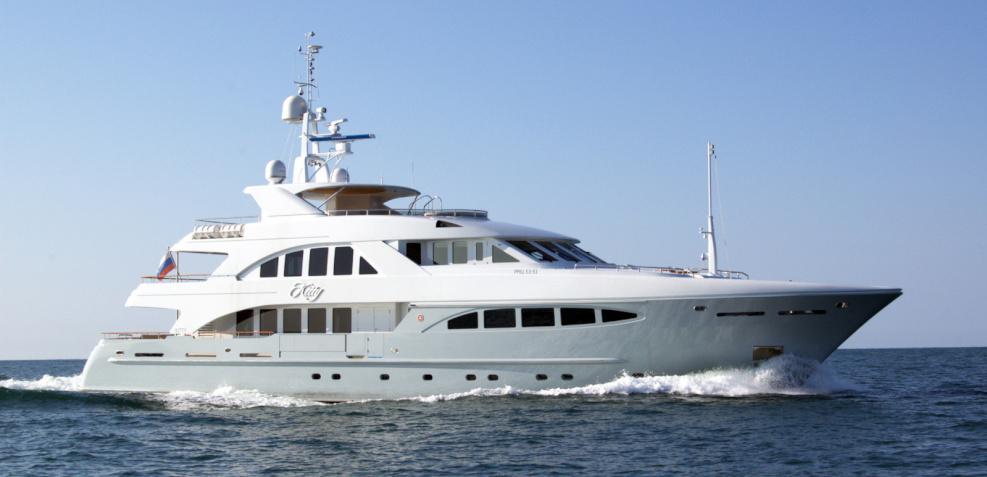Motor yacht Kitty