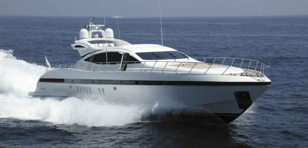 Motor yacht Melody Nelson