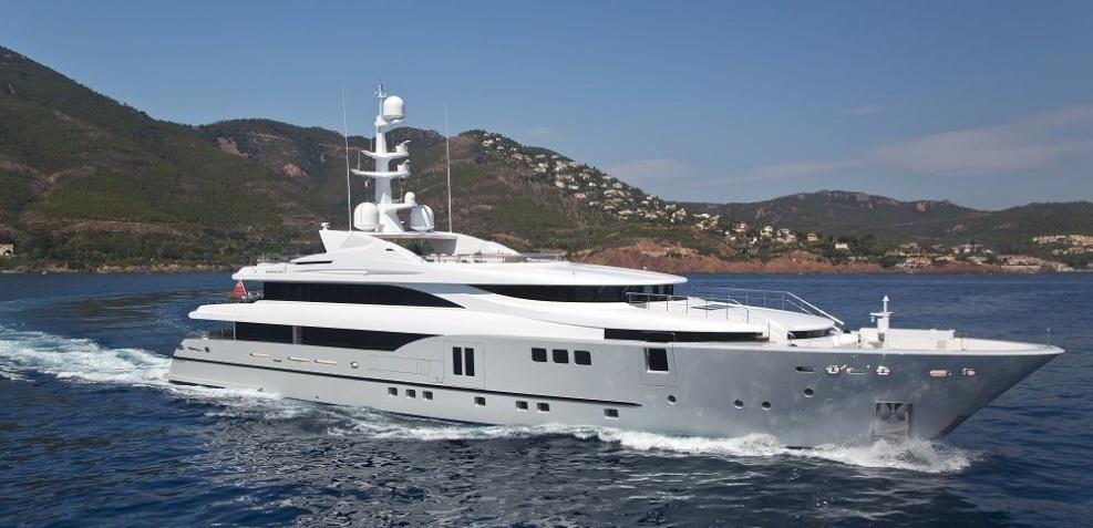 Motor yacht Rahil