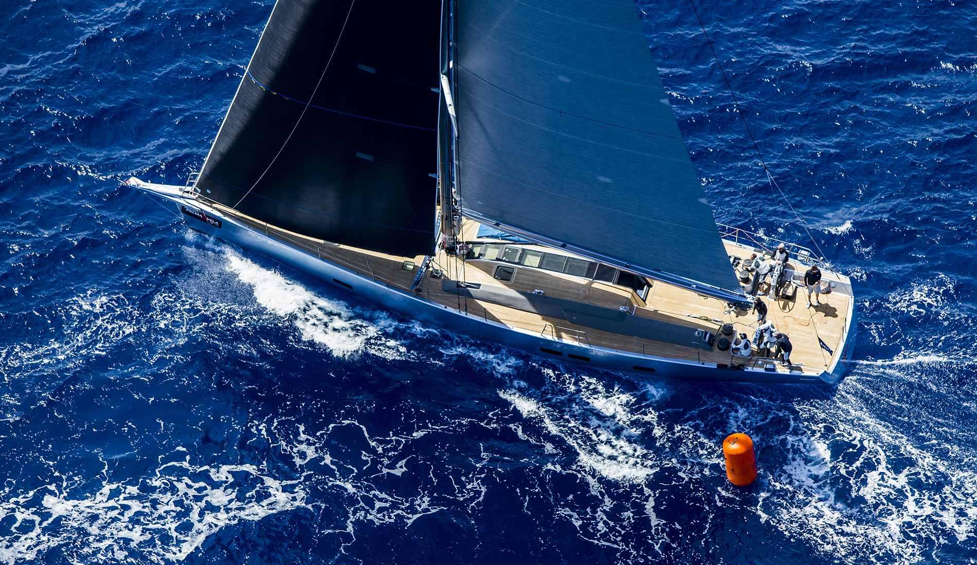Sailing Yacht Ryokan 2