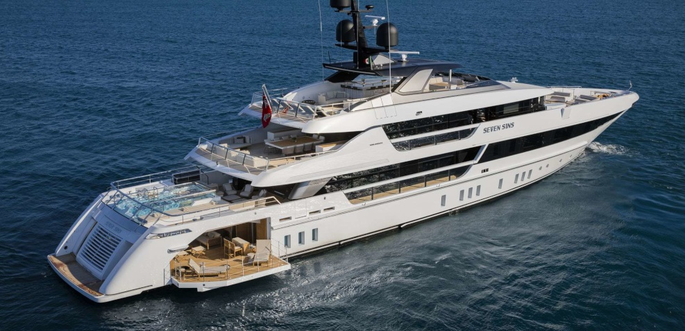 Motor yacht Seven Sins