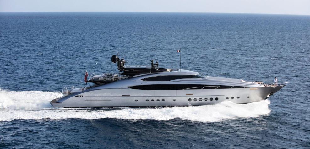 Motor yacht Silver Wave