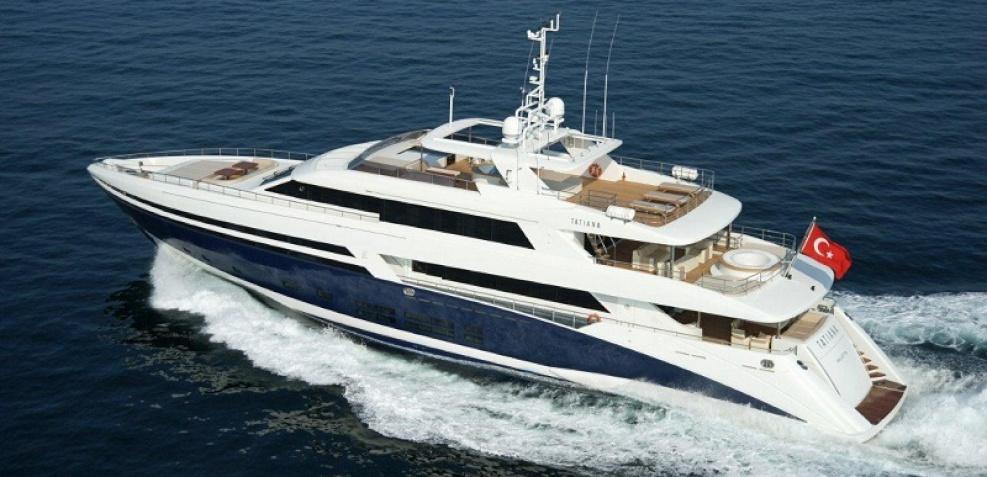 Motor yacht Tatiana