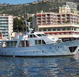 Motor yacht Action One