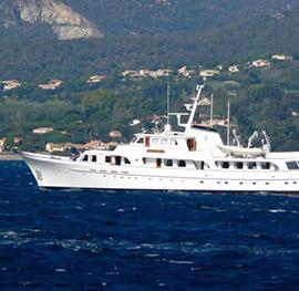 Motor yacht Almahboda