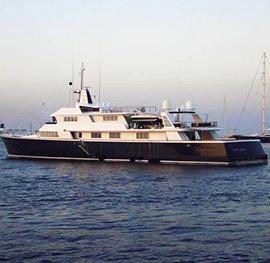 Motor yacht Carinthiavi